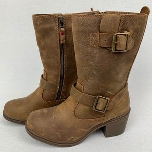 Kodiak | NEW Leather Waterproof Mid Calf Boot